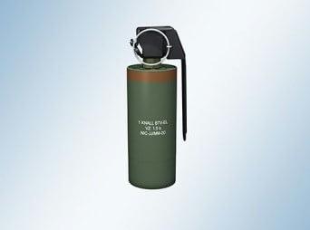 Rheinmetall (NICO) Sound & Flash Grenade - New Design