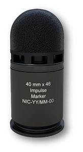 40 mm x 46 Impulse Marker