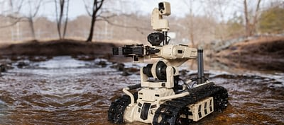 Transportable Interoperable Ground Robot (TIGR)