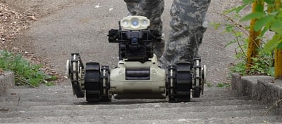 Micro Tactical Ground Robot  (MTGR)