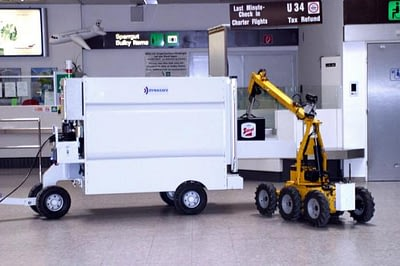 Airport Suspect Baggage Containment