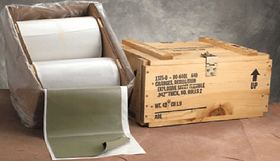 PRIMASHEET® 1000 Flexible Sheet Explosive