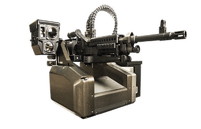TRAP T360 Remotely Operated Weapon System